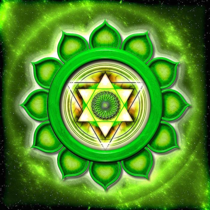 12931901 - the heart chakra